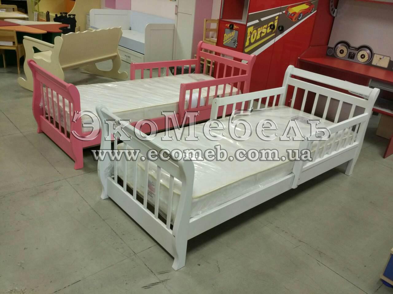 детская кровать лия ольха украина купить детскую кровать лия в